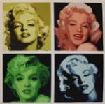 Obraz Marilyn Monroe Pop Art big  2